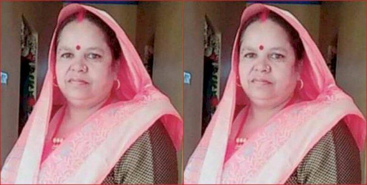 वरिष्ठ भाजपा नेत्री पुष्पा पासवान बनी महिला आयोग की उपाध्यक्ष