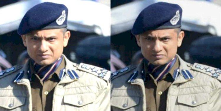 देहरादून:दरोगा को दादागिरी पड़ी महंगी, डीआईजी अरुण मोहन जोशी ने किया सस्पेंड