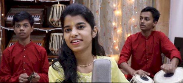 मैथिली ठाकुर ने गाया गढ़वाली मांगल गीत, लोग कर रहे जमकर सराहना