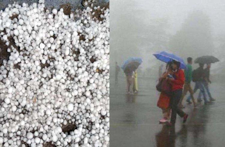 उत्तराखंड के इन पांच जिलों में भारी बारिश की चेतावनी, ओलावृष्टि और बर्फबारी को लेकर भी अलर्ट