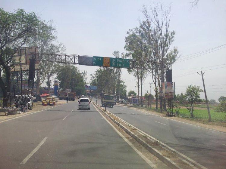 मकर संक्रांति:दिल्ली से हरिद्वार आने वाले वाहन लक्सर से आएंगे