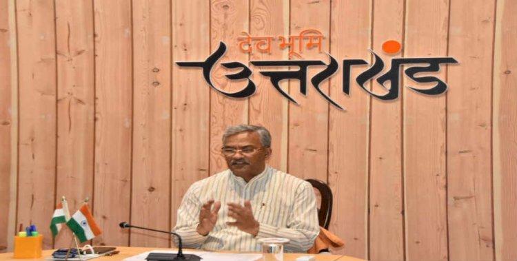 सीएम त्रिवेन्द्र ने दीं प्रदेशवासियों को गणतंत्र दिवस की शुभकामनाएं