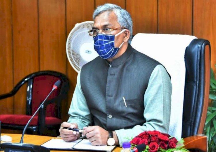 सीएम त्रिवेन्द्र ने केन्द्र से की उत्तराखंड में ग्लेशियरों के अध्य्यन के लिए संस्थान खोलने की मांग