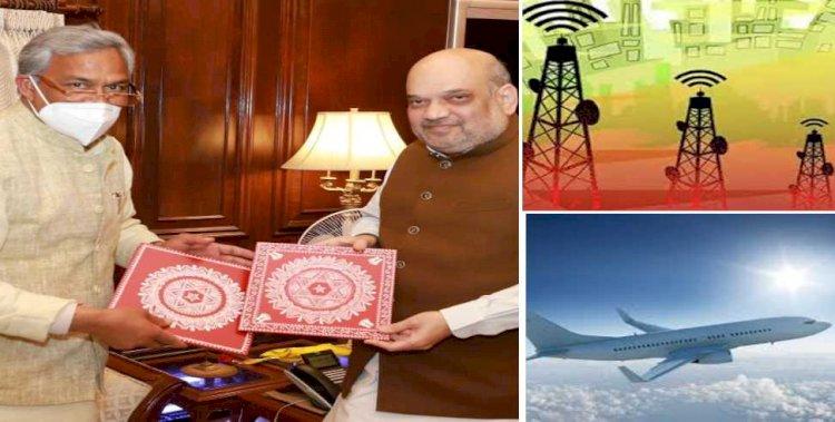उत्तराखंड के लिए फायदेमंद रहा सीएम त्रिवेन्द्र का दिल्ली दौरा