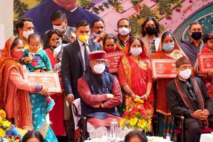'घरैकि पहचाण चेलिक नाम' अभियान का शुभारंभ, सीएम ने कहा एक दिन अभियान बनेगीयह कोशिस