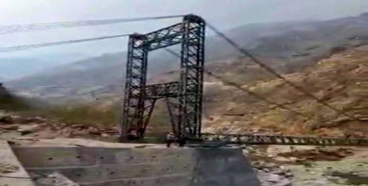 दारमा घाटी को जोड़ने वाले पुल बनकर तैयार, आज से आवाजाह शुरू