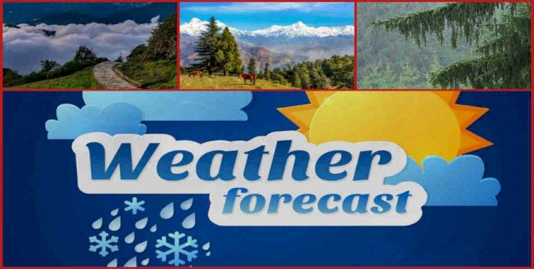 फिर बदलेगा उत्तराखंड का मौसम, यहां हो सकती है बारिश