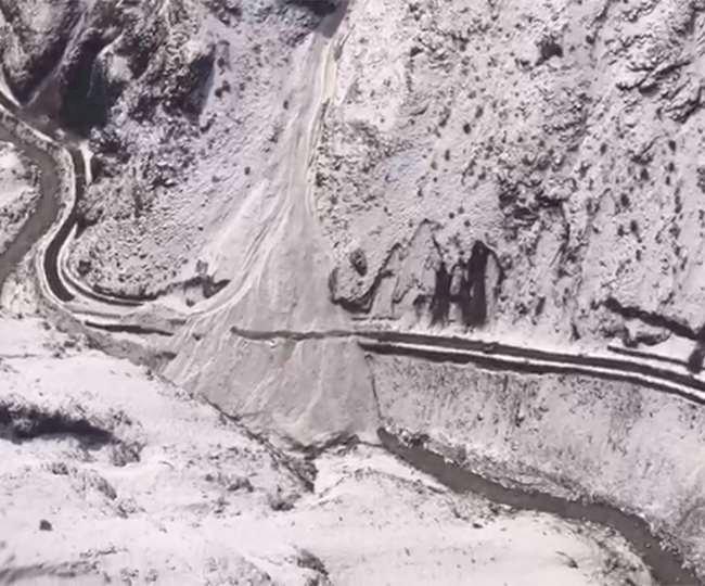 चमोली ग्लेशियर हादसा: 8 शव बरामद, 384 बचाए गए