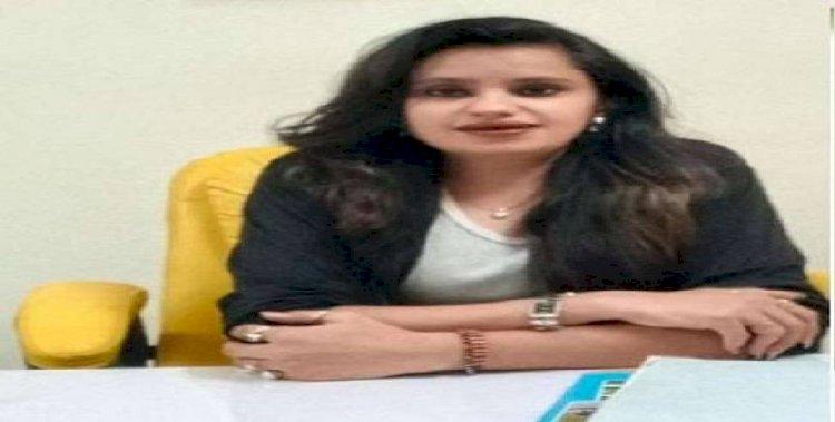 हल्द्वानी की प्रसिद्ध मनोचिकित्सक डॉ. नेहा शर्मा का निधन, अचानक बिगड़ी तबियत