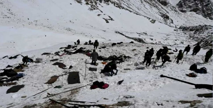 चमोली: सुमना हिमस्खलन हादसे में अब तक 15 शव बरामद, तीन अभी भी लापता