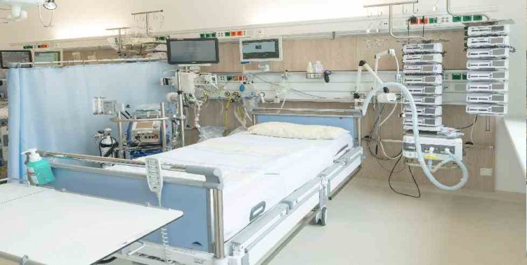 घोर लापरवाही!  सिविल अस्पताल में  14 वेंटिलेटर मशीनें  डेढ़ साल से फांक रही हैं धूल