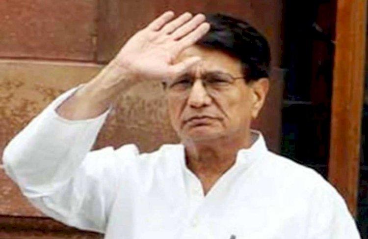 बिग ब्रेकिंग : नहीं रहे आरएलडी प्रमुख और पूर्व केन्द्रीय मंत्री अजीत सिंह, कोरोना से निधन