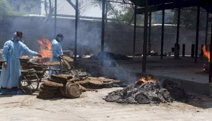 गढ़वाल: कोरोना संदिग्ध के अंतिम संस्कार में शामिल एक ही गांव के 10 लोग कोरोना पॉजिटिव