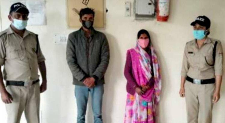 उत्तराखंड: पहाड़ में दहेज हत्या ! पति और सास गिरफ्तार