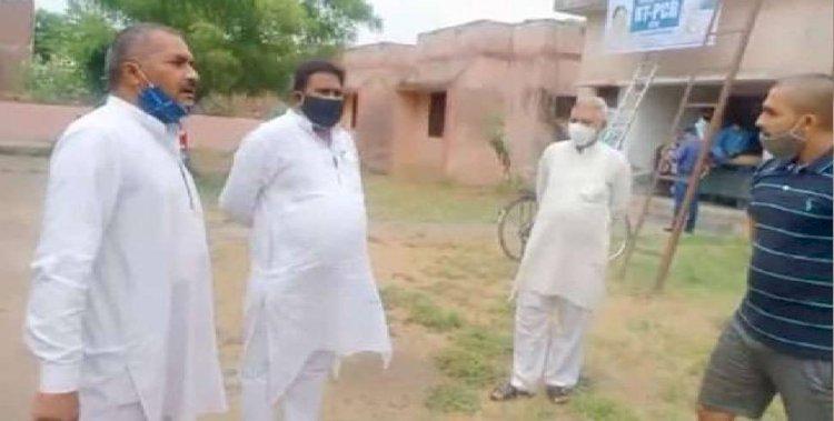 उत्तराखंड: दौरे पर गए भाजपा विधायक को गांव वालों ने सुनाई जबरजस्त खरी खोटी.. वीडियो हुआ वायरल
