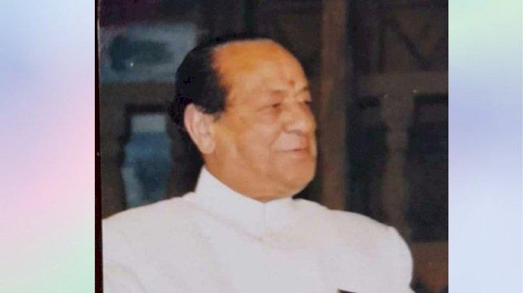 उत्तराखंड:पूर्व शिक्षा मंत्री नरेन्द्र सिंह भंडारी नहीं रहे