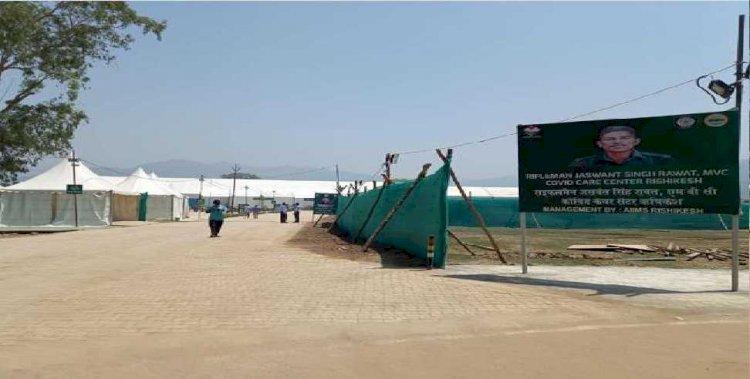 उत्तराखंड: मात्र तीन सप्ताह में DRDO ने बनाया 500 बेड का कोरोना अस्पताल, कल हो जाएगा शुरू