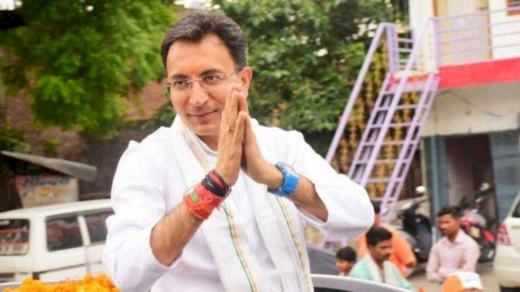 कांग्रेस का बड़ा विकेट गिरा, जितिन प्रसाद शामिल होंगे बीजेपी में