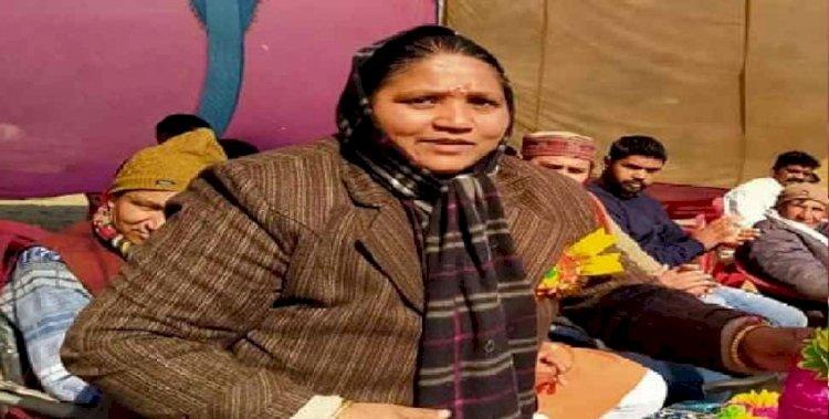 विधानसभा में 11 हजार किमी लंबी सड़कें कटवाई हैं: थराली विधायक मुन्नी देवी शाह