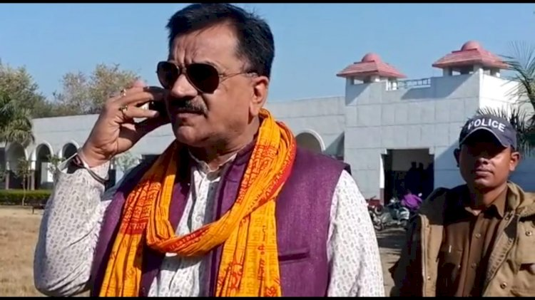 बीजेपी विधायक राजकुमार ठुकराल ने कोर्ट के लिए ये क्या कह दिया? वीडियो वायरल