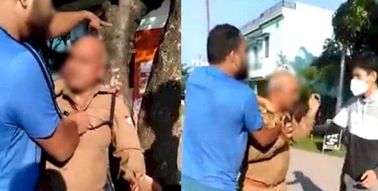 हल्द्वानी: बच्ची से छेड़खानी के आरोपी पुलिसकर्मी पर केस दर्ज, गिरफ्तार कर जेल भेजा