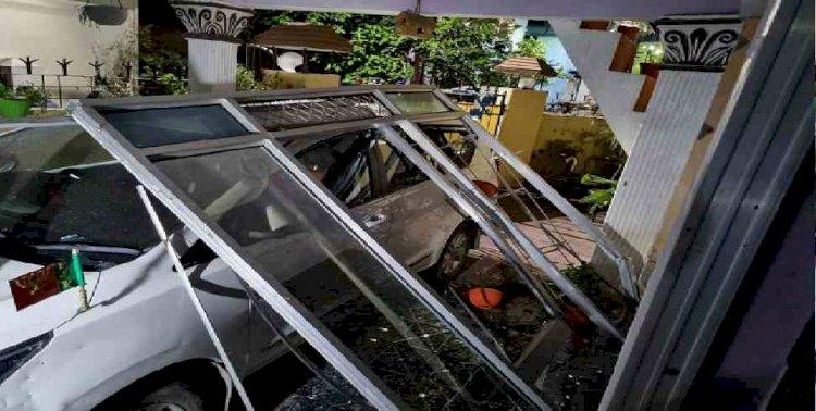 हल्द्वानी: भाजपा जिलाध्यक्ष के घर पर जोरदार धमाका, सीएम ने दिए जांच के आदेश